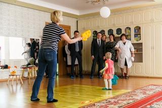 Центр комплексной реабилитации для детей открылся в Мурманске