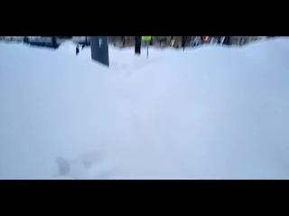 Снежный апокалипсис _ Бессилие властей г. Саратова _ Смотреть всем