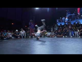 B-Boy Victor vs. B-Boy Menno ¦ World Urban Games 2019 Final