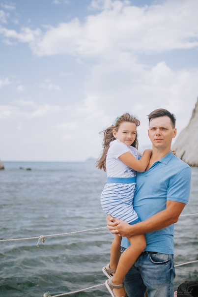 Семейная фотосессия в Судаке - Фотограф MaryVish.ru