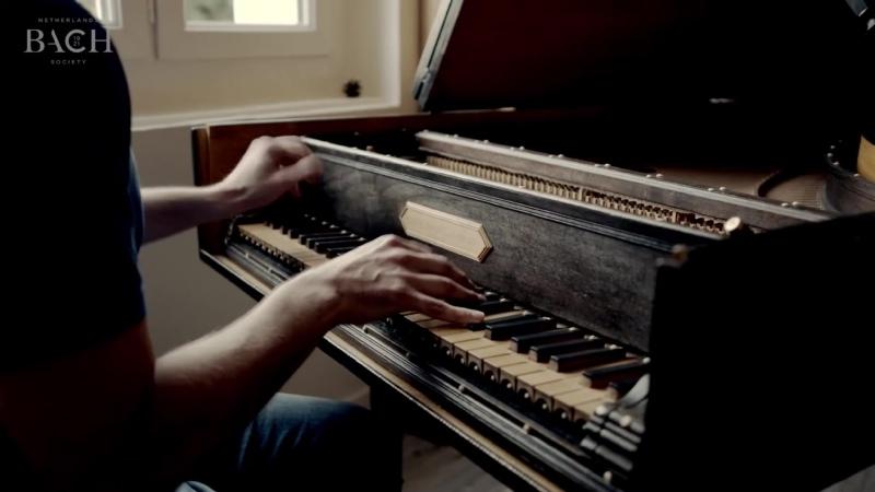 849a J S Bach Prelude and Fugue in C sharp minor BWV 849 Das Wohltemperierte Klavier 1 N 4 Bertrand Cuiller AoB