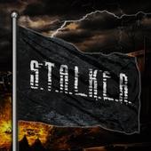 Флаг S.T.A.L.K.E.R. диз.№1