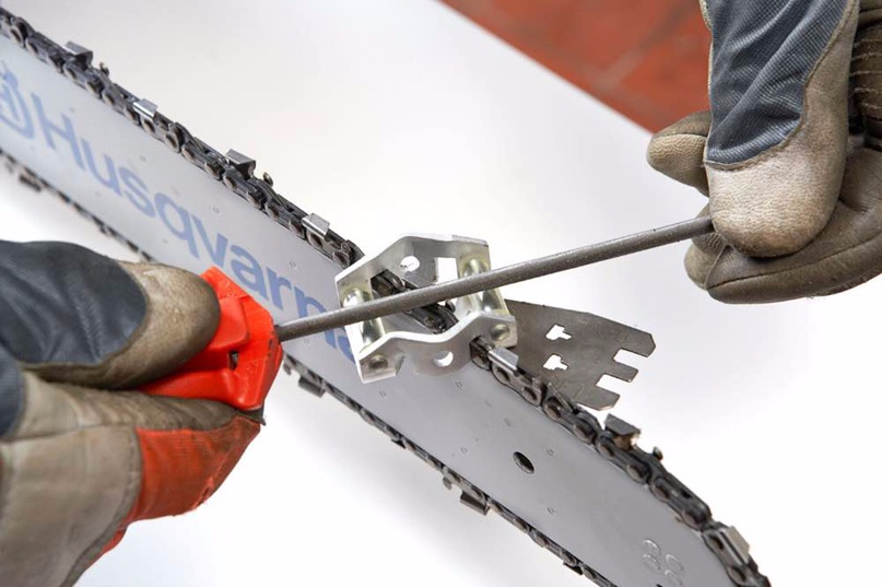 Как заточить пильную цепь?, изображение №4