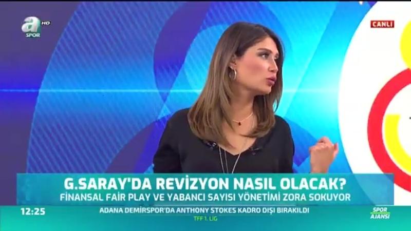 Taner Karaman (Galatasaray, Emre Kılınç` Boluspor`dayken 50 Bin Euro İçin Reddetti ) Spor Ajansı