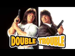 """➡ """"Двойные неприятности"""" (1992) HD 720 Перевод: Профессиональный,многоголосый."""