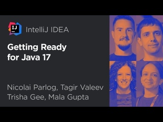 Getting Ready for Java 17