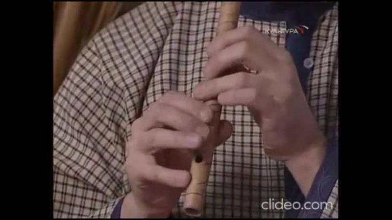 Фрагмент передачи Странствия музыканта Мир флейт