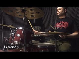 Vitaliy Poliakov - 6/8 exercise