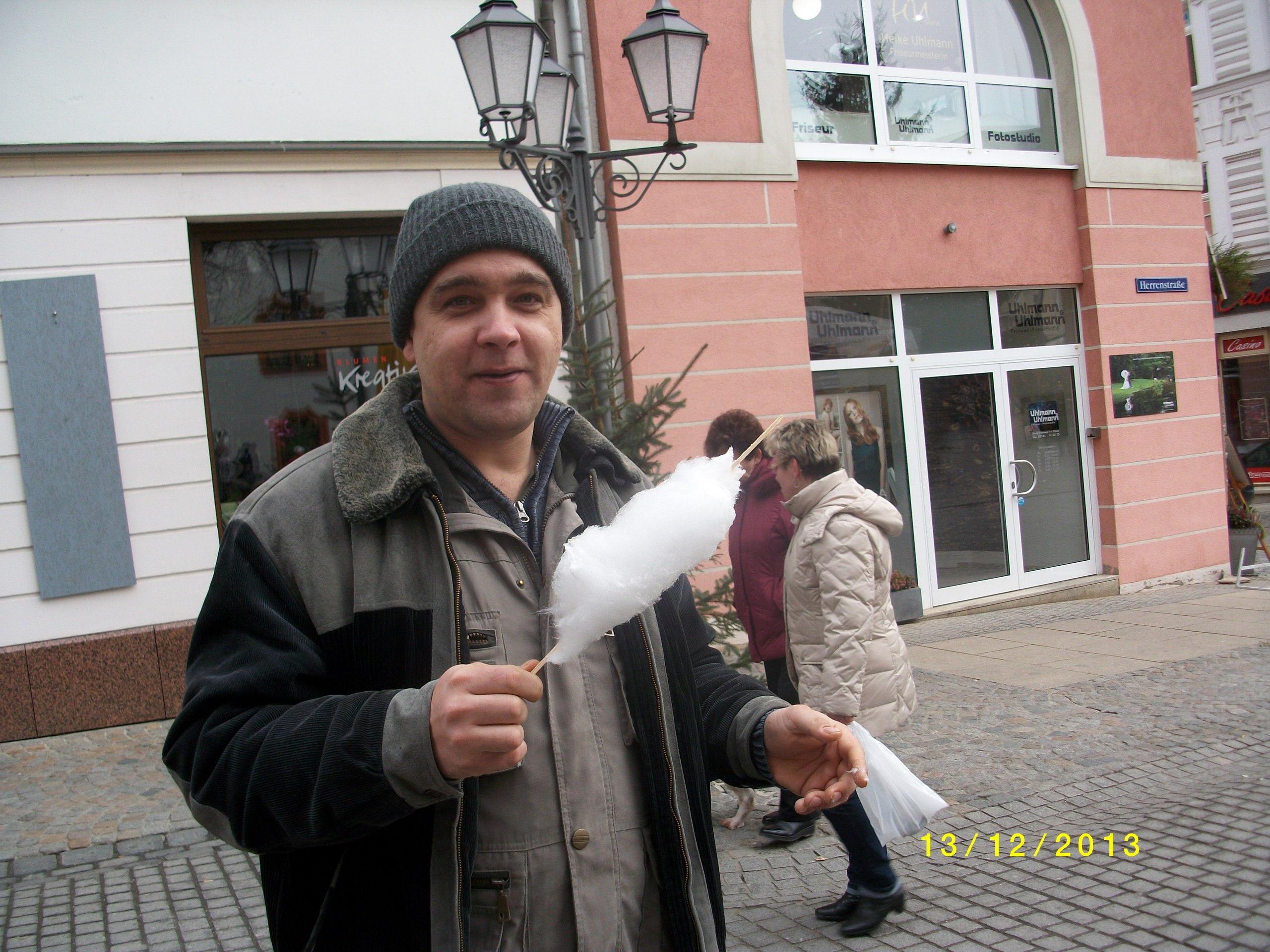 Денис, 40, Chemnitz