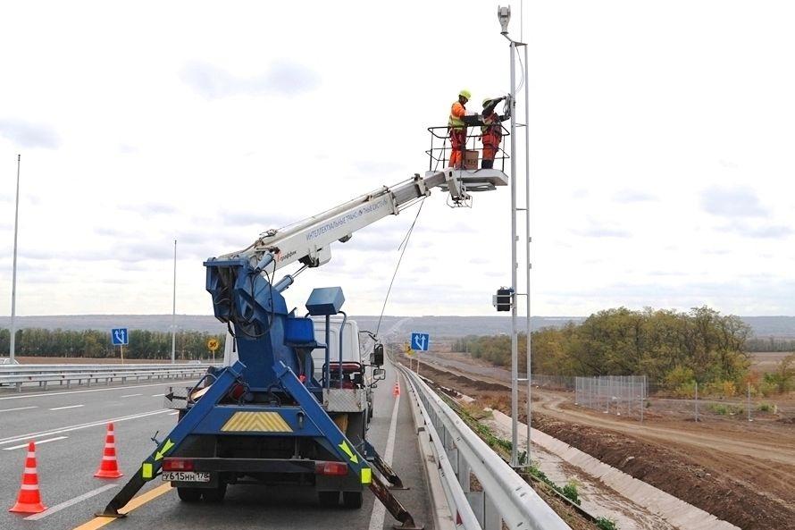 Два комплекса фотовидеофиксации «Кордон» установят на участке реконструкции трассы М-4 «Дон»