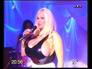 SUSANA GIMENEZ - LOLO FERRARI... INCREIBLE LO ENCONTRE