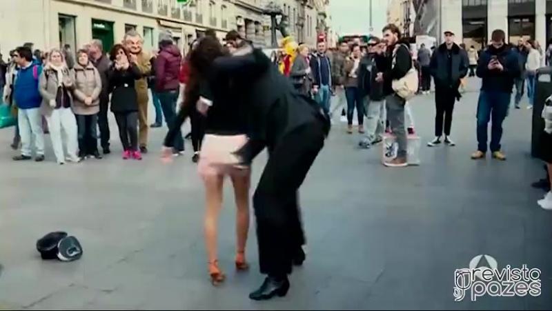 Для танцев возраст - не помеха