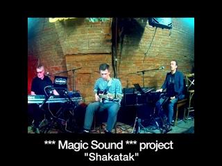 """***Magic Sound*** project - """"Shakatak"""""""