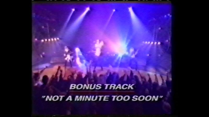 Vixen - Not A Minute Too Soon