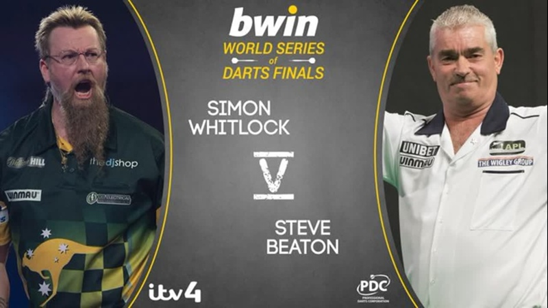 2020 World Series Finals Round 1 Whitlock vs Beaton