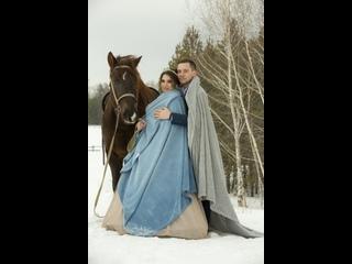 Свадебная прогулка на лошадях  Уязы-тау