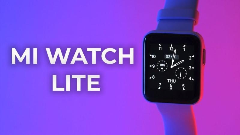Обзор умных часов Xiaomi Watch Lite. Mi Band по прежнему мастхэв