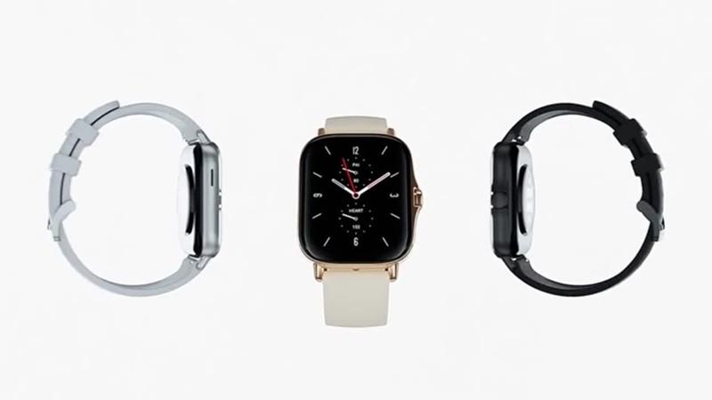 Смарт-часы от Amazfit, модель - GTS 2 cvfhn-xfcs jn amazfit, vjltkm - gts 2