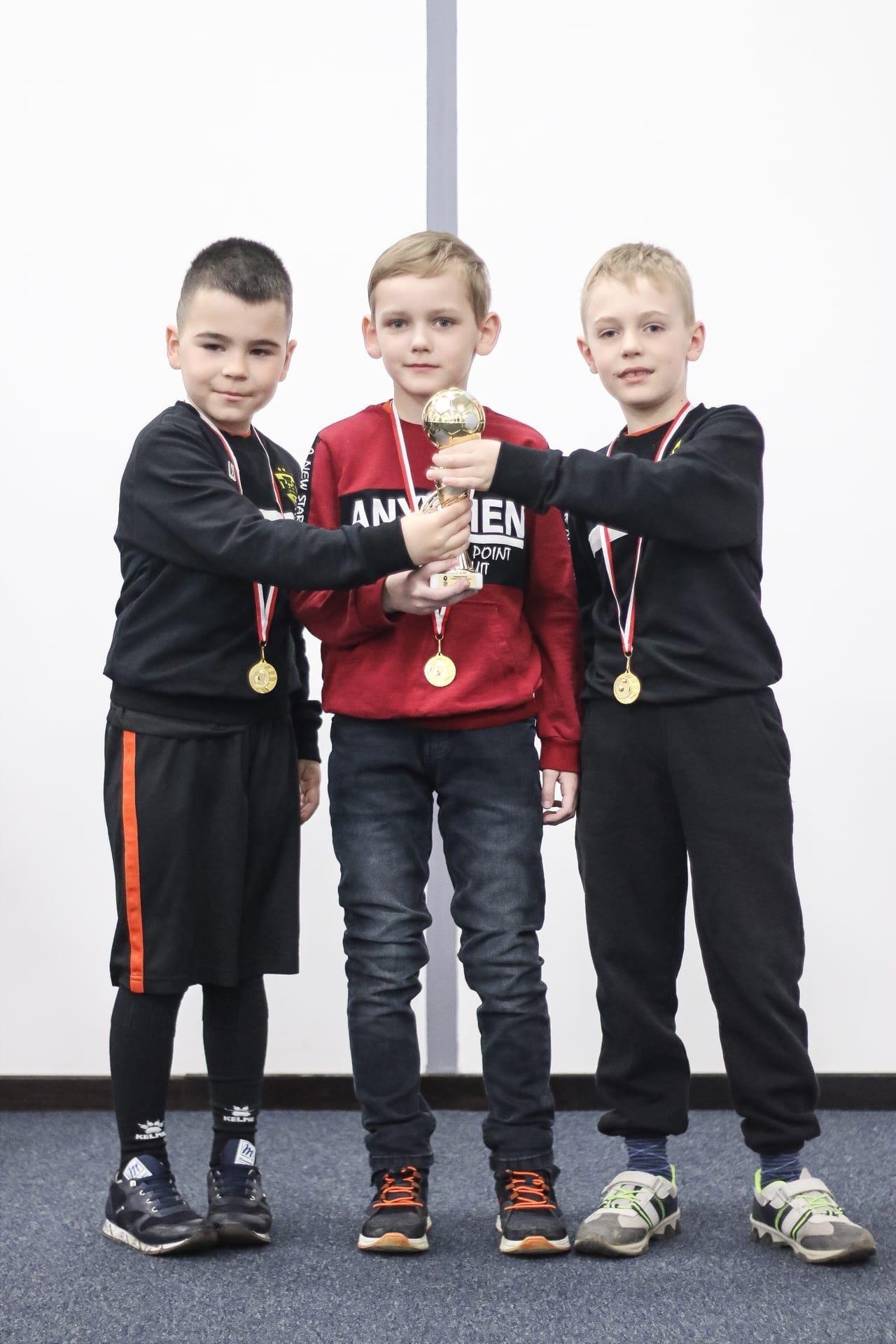 Штурм-Джуниор — Победитель Утешительного турнира