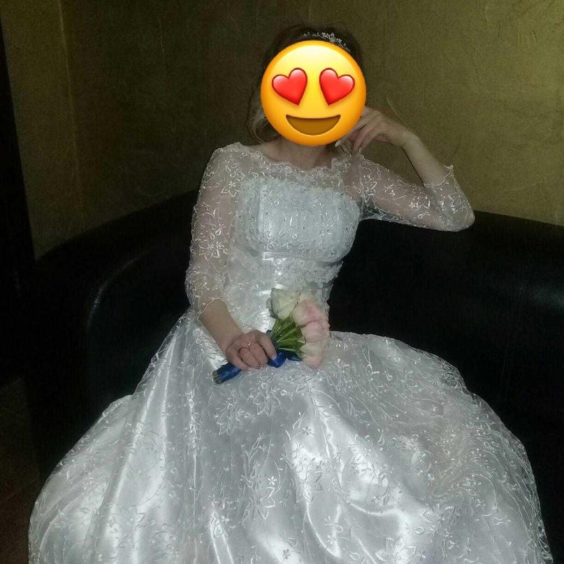 Купить свадебное платье размер | Объявления Орска и Новотроицка №28566