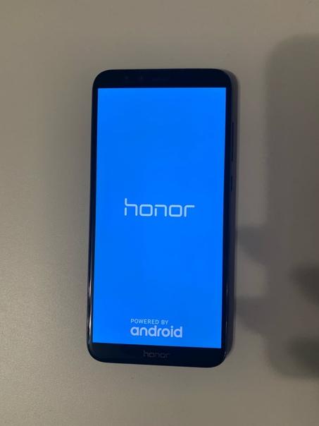 Продам телефон Honor 9 Lite 4G, 2 сим картыПамять ...