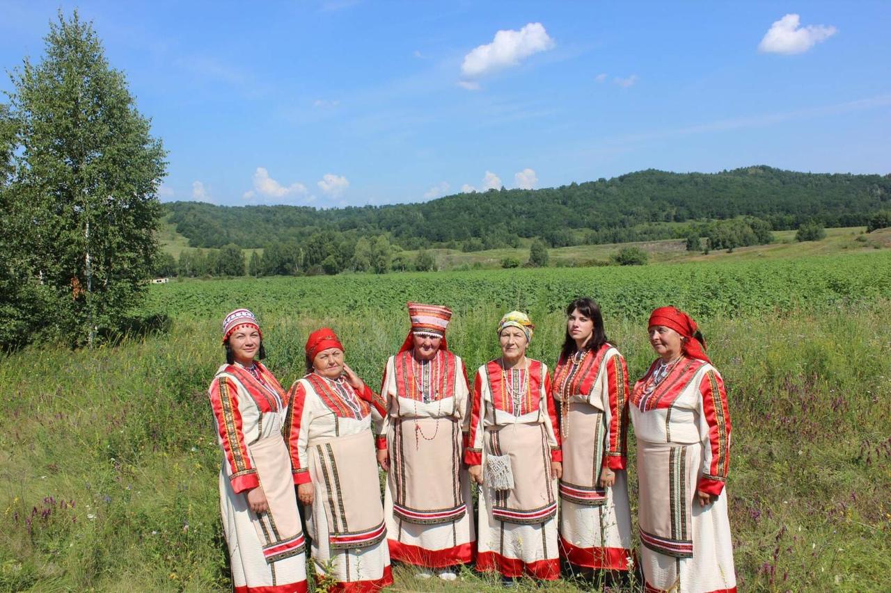 Ансамбль «Лисмене» из села Оркино примет участие во Всероссийском этнофестивале «Волжское подворье»