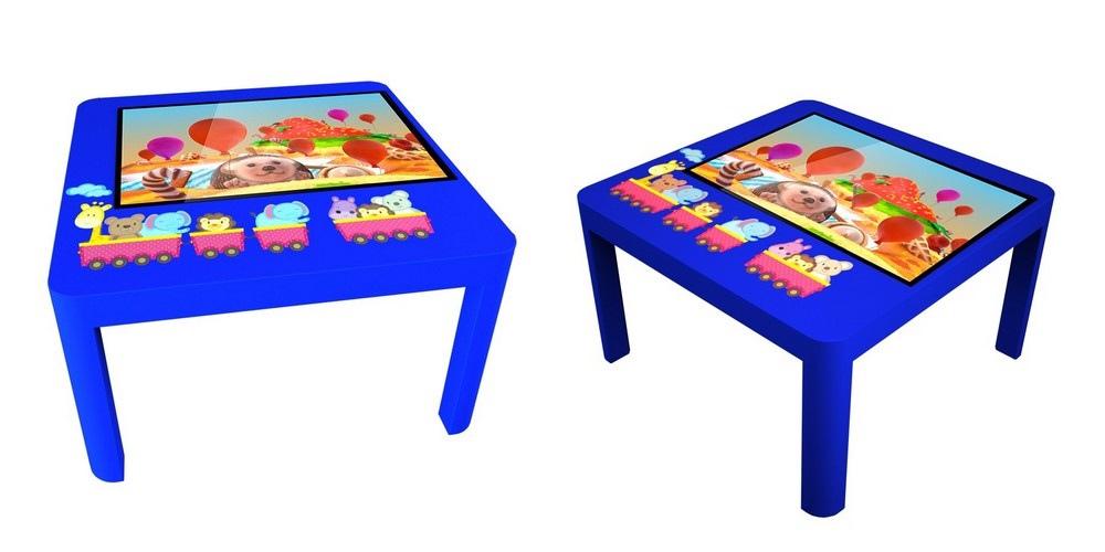 Интерактивный логопедический стол Развивайка
