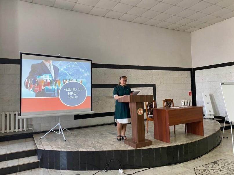 В Буинске состоялся «День НКО», изображение №3