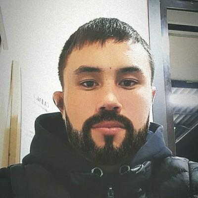 Асанбе Акматов