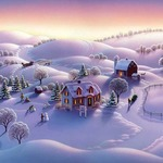 Зима — тематическая подборка для детей