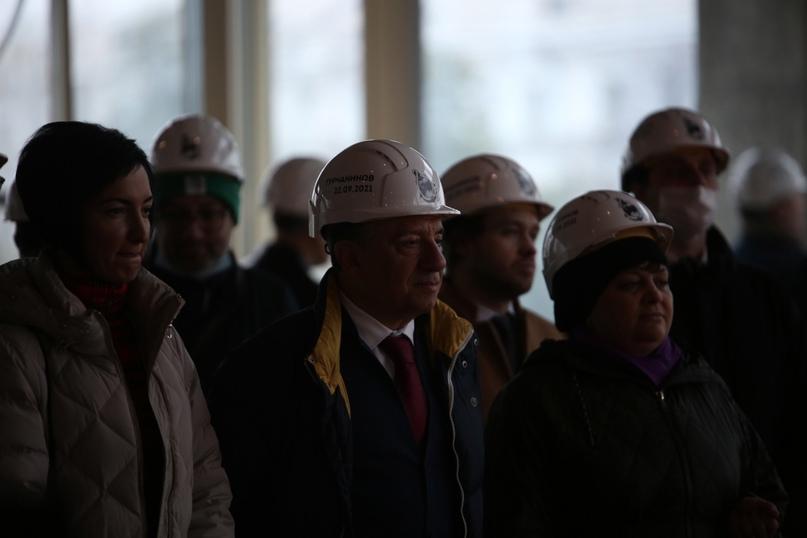 В центре Москвы возобновлено строительство многофункционального центра «Турчанинов»