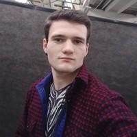 Фотография страницы Ильи Золотухина ВКонтакте