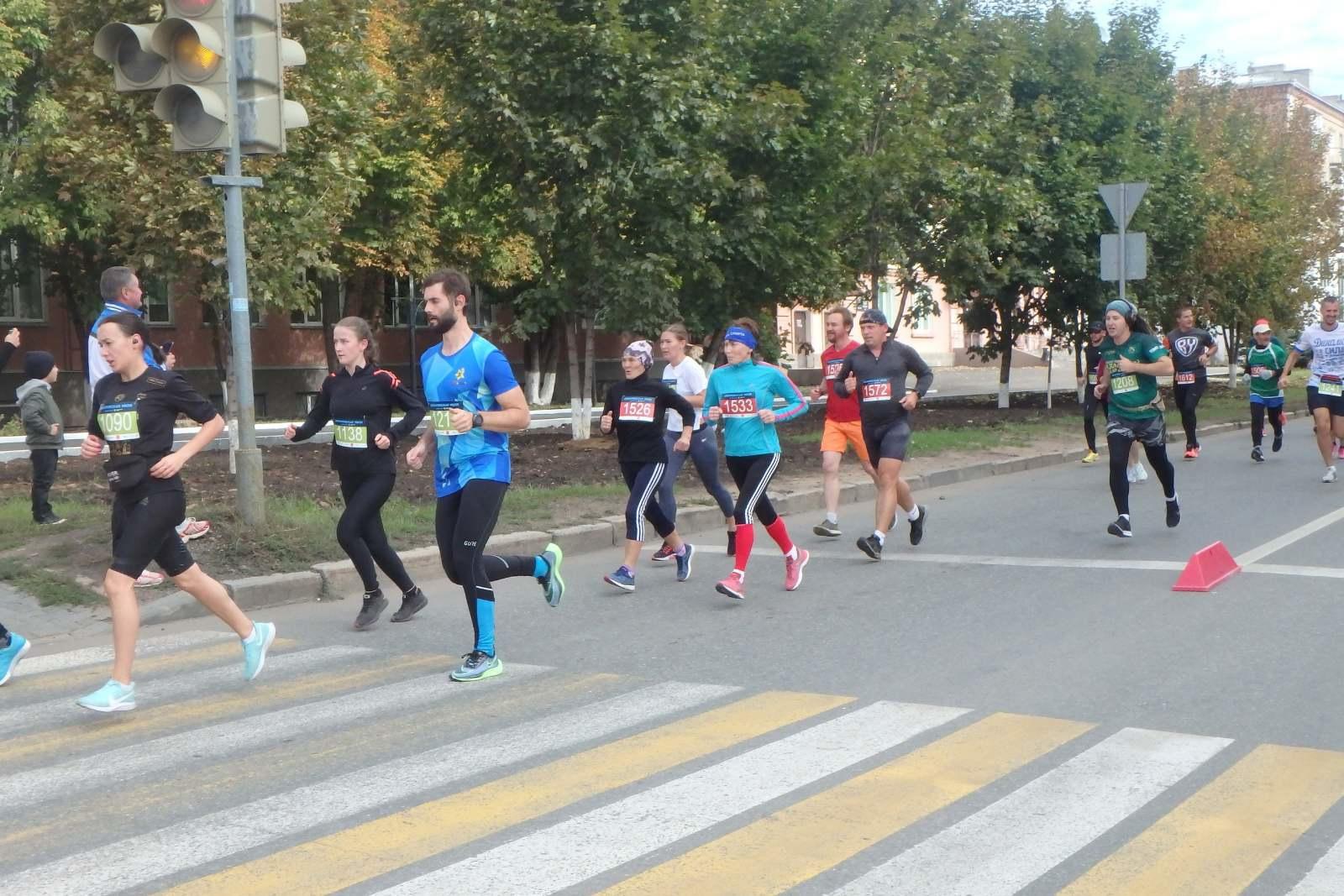Три медали завоевали можгинцы на Всероссийском легкоатлетическом забеге Динамовская миля 2021 в Ижевске
