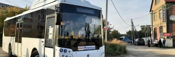 В Симферополе открыт новый автобусный маршрут №9 В...