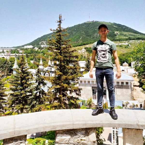 Павел, 25, Pyatigorsk