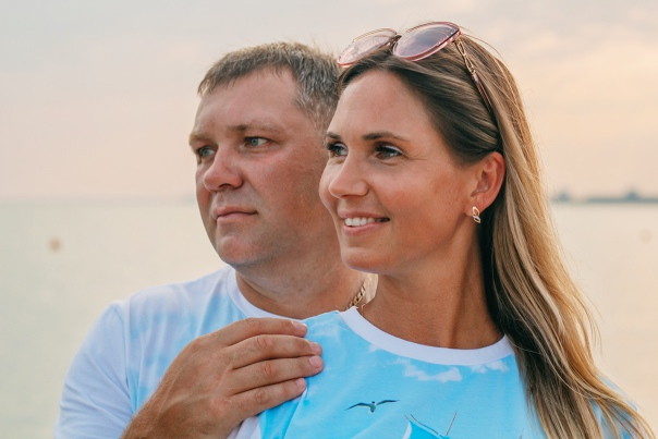 Фотосессия Love Story в Евпатории. 09.19