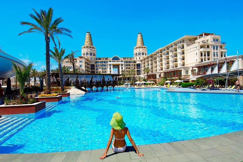 Турецкие отели решили не отказываться от системы «все включено» из-за COVID-19