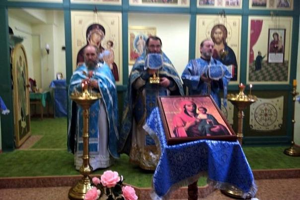 В Твери освятили домовую церковь при психоневролог...