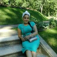Фото Марины Высокой ВКонтакте