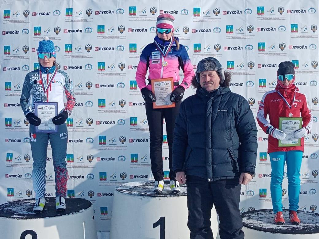 Можгинка Лилия Васильева завоевала серебро на всероссийских