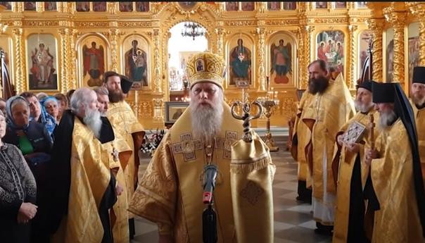 Епископ Порфирий. Обращение к пастве в связи с вакцинацией от Covid-19