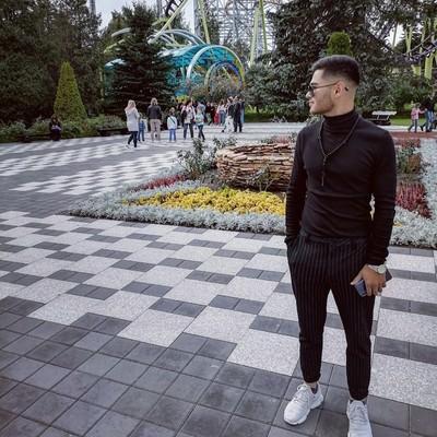 Рустам Умаров, Санкт-Петербург