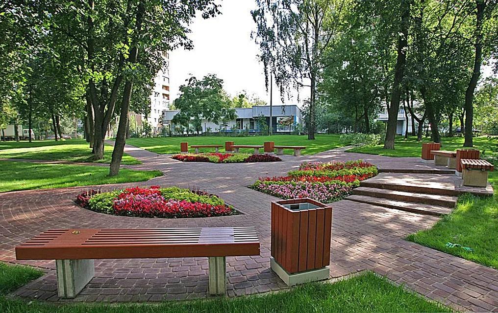 В Саратовской области благоустроили больше 60 скверов