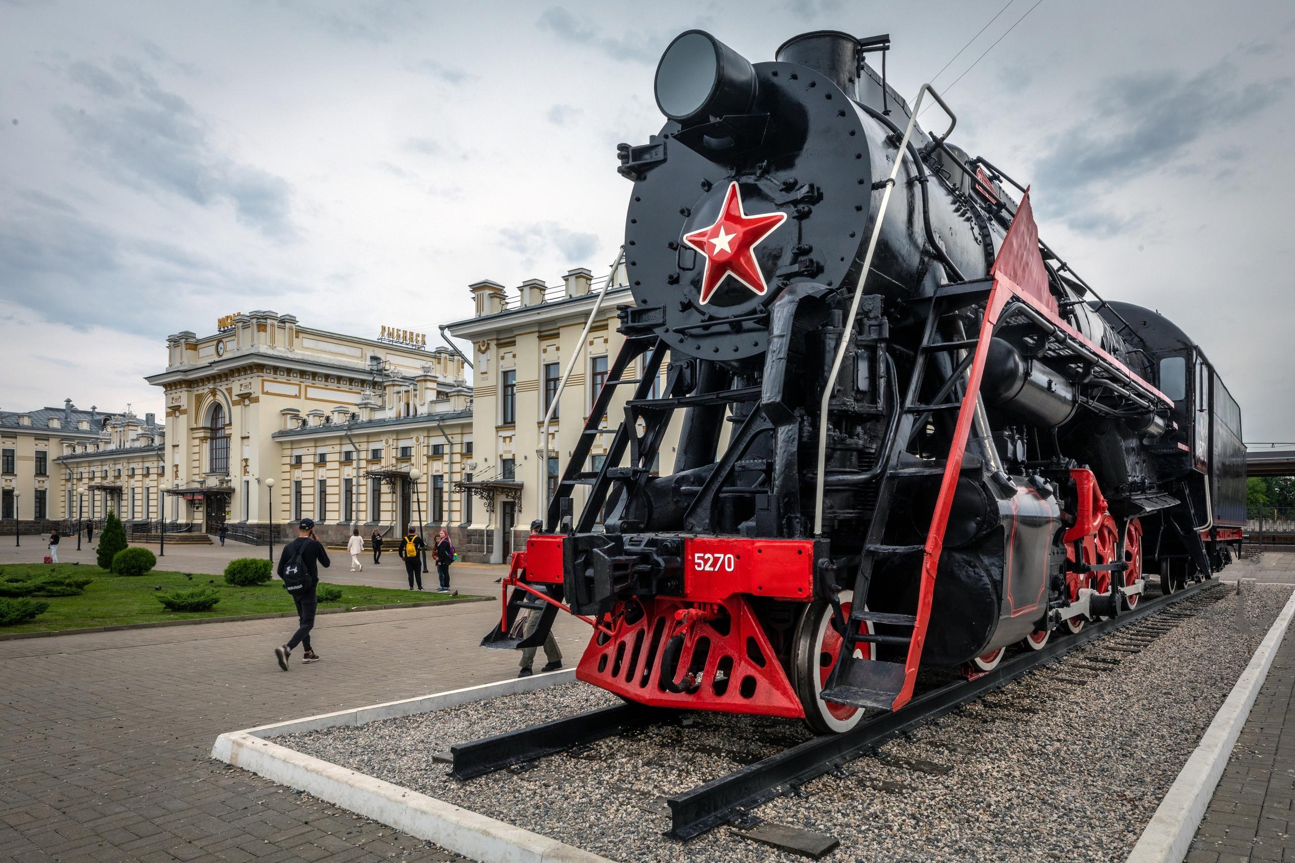 Ярославль-Рыбинск