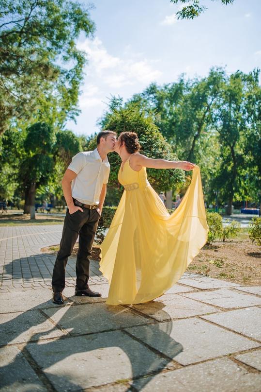 Свадебная съемка в Феодосии - Фотограф MaryVish.ru