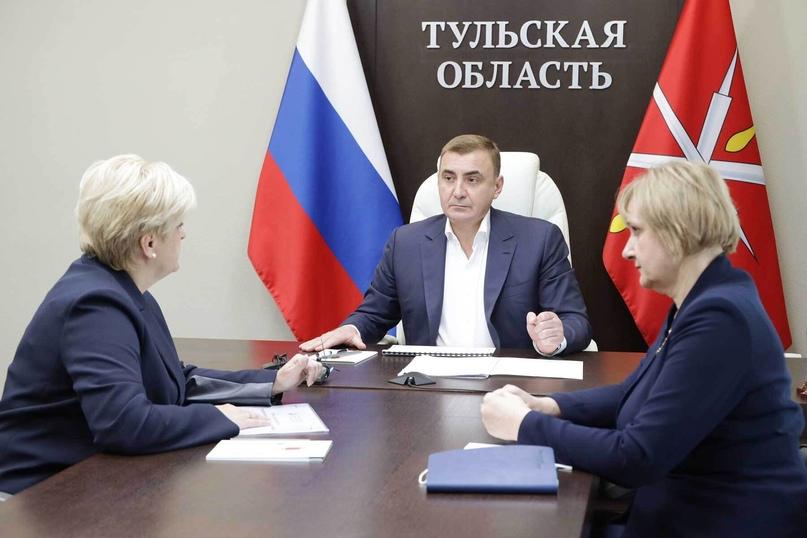 13 октября уполномоченный по правам человека в Тульской области Татьяна Ларина доложила губернатору Алексею Дюмину... Тула