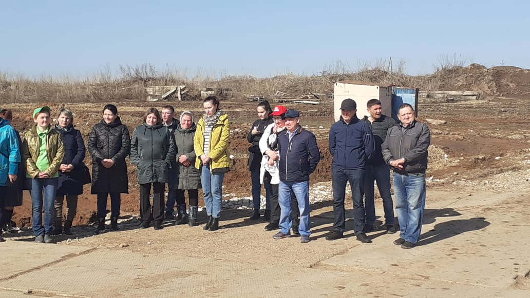 Сегодня проходит первый конкурс зоотехников-селекционеров в Можгинском