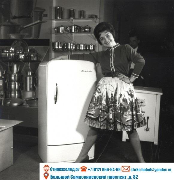 Советские холодильники, изображение №1