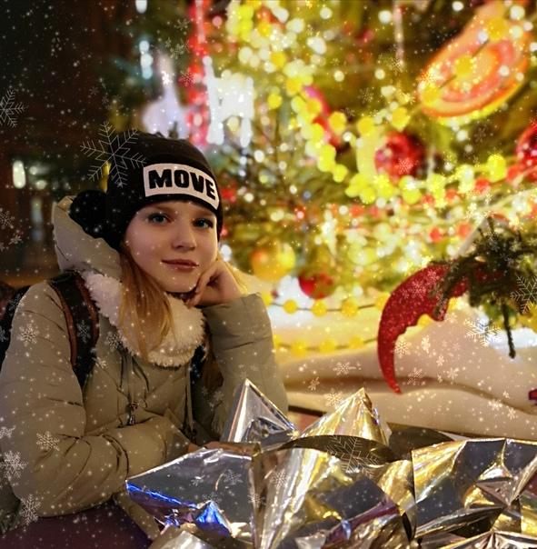 Дарья Гомзина, Москва, Россия