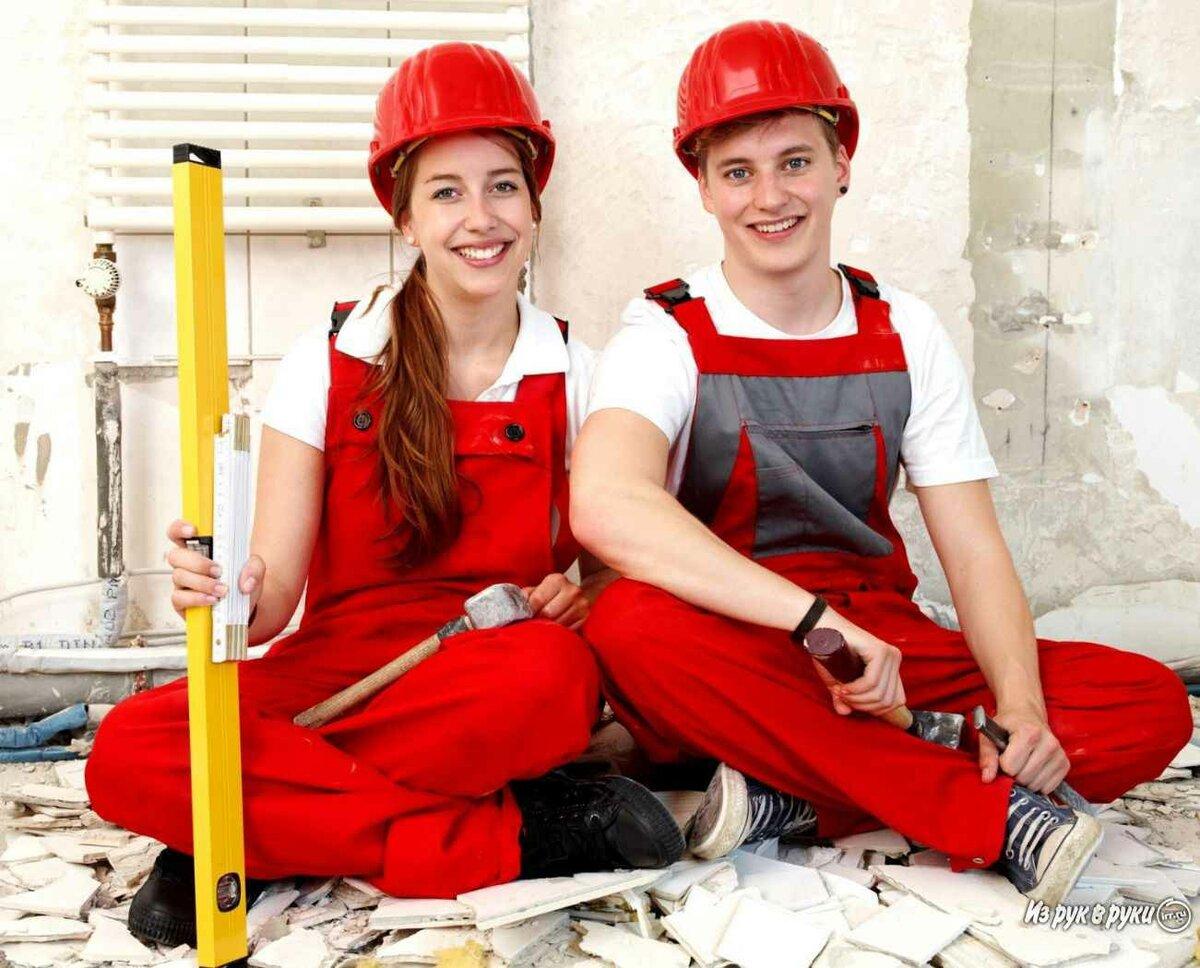 С 1 января женщинам станут доступны более 30 строительных профессий